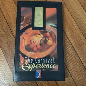 Other - The Carnival Experience Cookbook